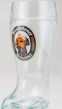 Franziskaner 1 liter Beer Boot