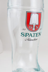 Spaten 1 liter Beer Boot