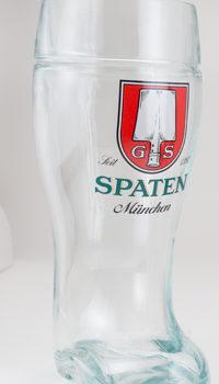 Spaten 1 liter Beer Boot