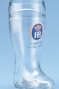 Hofbrauhaus Beer Boot
