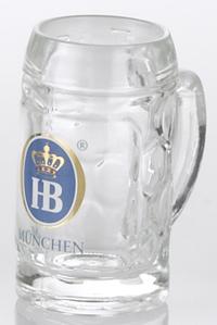 Hofbrauhaus Shot Glass