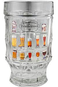 Strassberg style half liter mug